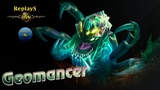 #HoN replays - Father of low MMR - #Geomancer - 🇻🇪 Imbabody #Gold II