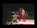 Kazumi Kikuta vs. Yoshihisa Uto (BJW - Ikkitousen Strong Climb 2018 - Day 5)