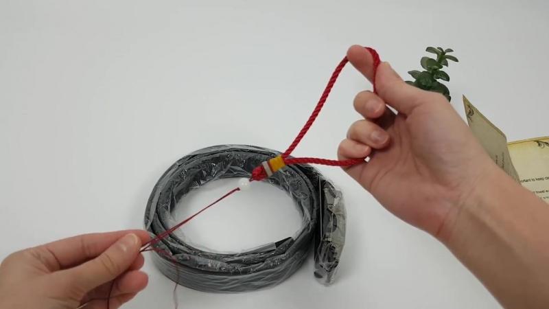 Мужской кожаный ремень Bison Denim N71281