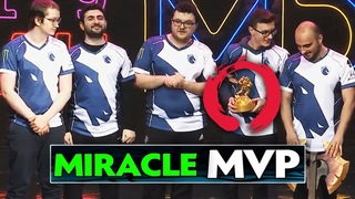 Miracle-, MVP of Team Liquid & MDL Macau 2019 - Best Plays Dota 2
