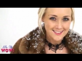 Lucy-Anne Brooks in Snow Sexy