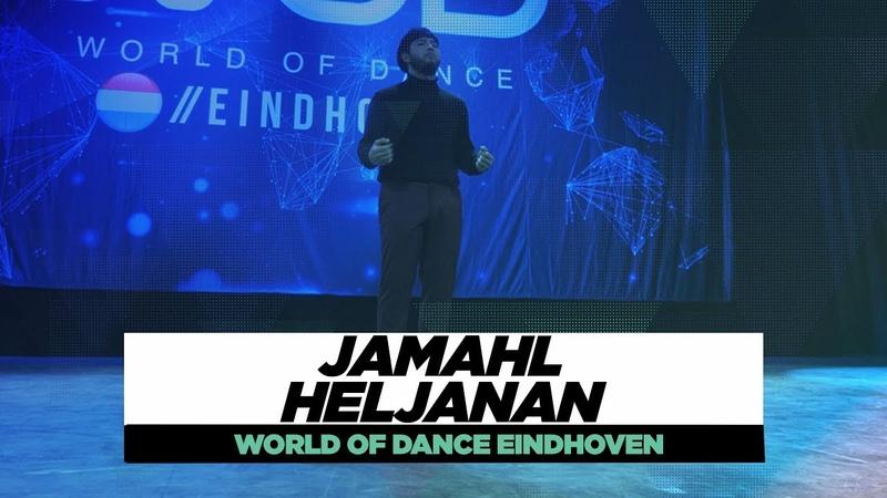 Jamahl Heljanan | FRONTROW | World of Dance Eindhoven Qualifier 2018 | WODEIN18 | Danceproject.info