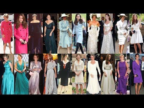 28 Times Kate Middleton Dressed Like Princess Diana | Royal Update