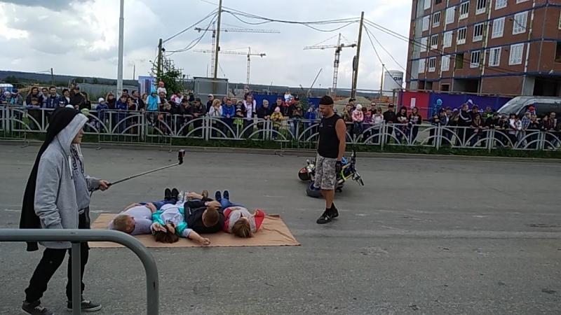 Екат день города велошоу