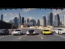 Арабский дрифт в Дубае