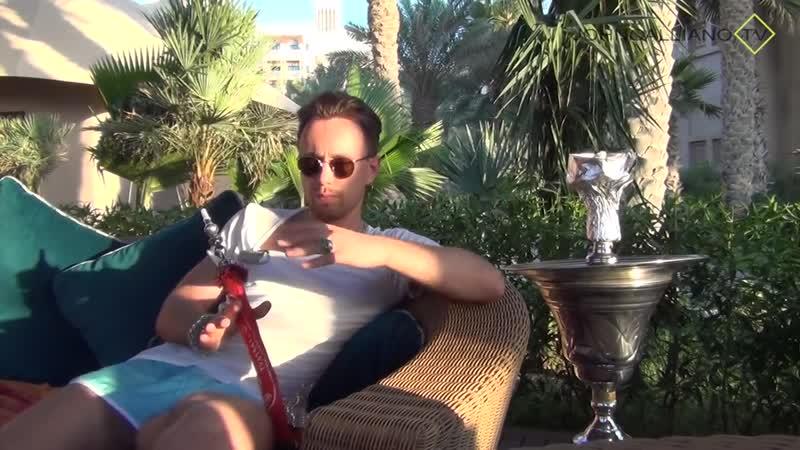 JohnCalliano.TV 18 Как готовят кальян в Арабских Эмиратах