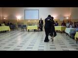 Omar Quiroga и Veronica Palacios. Tango