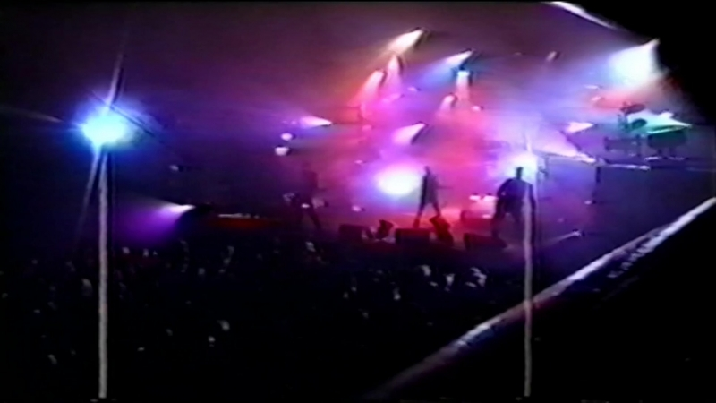 The Sisters Of Mercy – Temple Of Love – Dark Harvest Festival Electric Factory, Philadelphia, Usa.