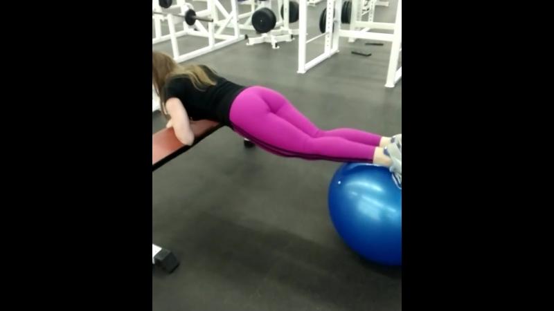 Упражнения для мышц живота 2. ФЦ Стимул
