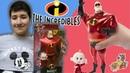 Мистер Исключительный обзор и распаковка куклы из мультфильма Суперсемейка 2