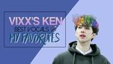 VIXX Ken's Best Vocals My Favourites