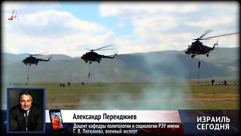 Союзники Армении вооружают Азербайджан