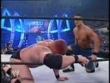 John Cena vs. Brock Lesnar [Backlash 2003] WWE Championship Match