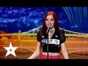 Треш поп рок от интернет певицы Ярославны Україна має талант 6 Кастинг в Днепропетровске