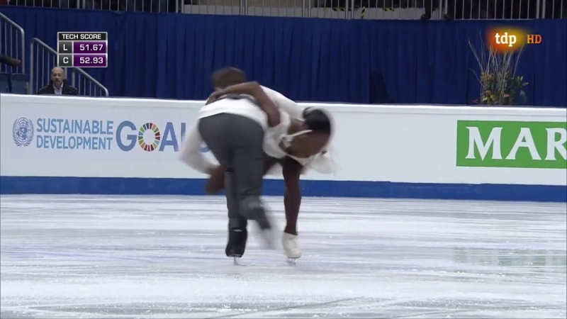 James_Cipres. 2016 European Figure Skating Championships. FS