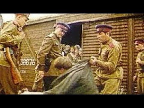 Военные Фильмы об НКВД КАЗНЁННЫЕ РАССВЕТЫ Украинские Партизаны 1941-45 ! Военное Кино HD Video !