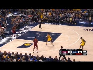 JR Smith epic long shot buzzer beater _ Cavaliers vs Pacers Game 4