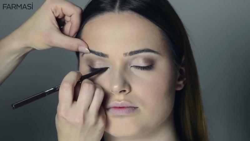 Нюдовый макияж - макияж на каждый день вместе с FARMASI