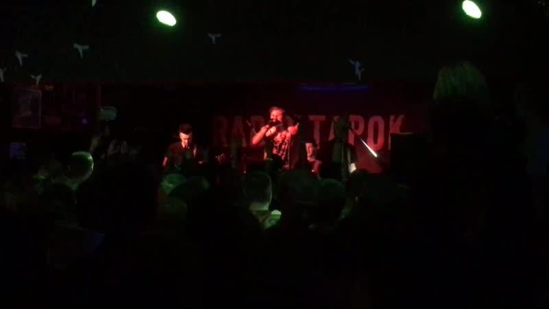 "РАДИО ТАПОК - Hard Rock Hallelujah (Lordi), г.Тверь, клуб ""Music Box"", 26.10.18."