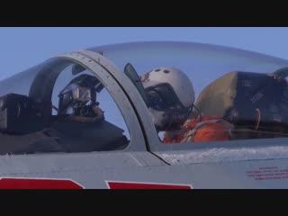 Су-27 ВКС России перехватил и отогнал разведчика ВС Швеции над Балтикой !!!