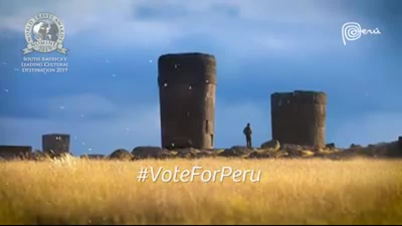 Vote for Peru