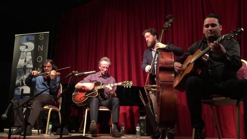 Tcha Limberger Trio Mozes Rosenberg - Sancy Snowjazz - Mont Dore, France - 1322019 [part 2]