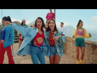 Jonas Blue ft. Chelcee Grimes, TINI, Jhay Cortez - Wild (Official Video)