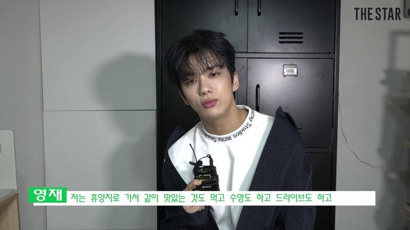더스타 THE STAR 4월호 B.A.P 촬영 스케치 인터뷰 1탄