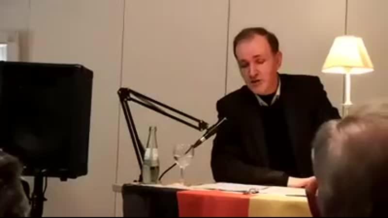 Gottfried Curio.Ein Ausschnitt aus meiner Rede, welche ich vergangenen Mittwoch in Bielefeld gehalten habe.