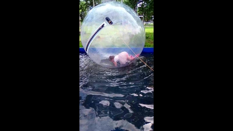 Варя в шарике