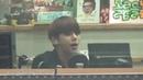 [FANCAM] 131014 MYNAME 인수♡KBS 슈퍼주니어의 키스 더 라디오