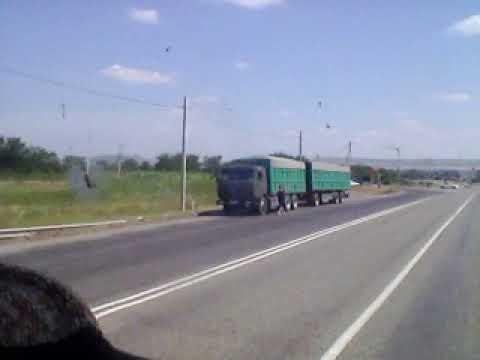 КамАЗ 53215 Зерновоз (Ставропольский)