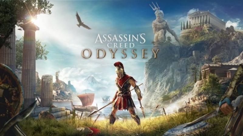 Удивительные странствия Arcano Assassins's Creed Odyssey