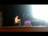 Мариам и Армен Мерабовы на гала-концерте III Международного конкурса эстрадного и джазового вокала