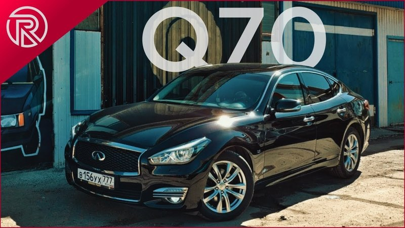 Нанокерамика 9H от RUBBER PAINT – INFINITI Q70