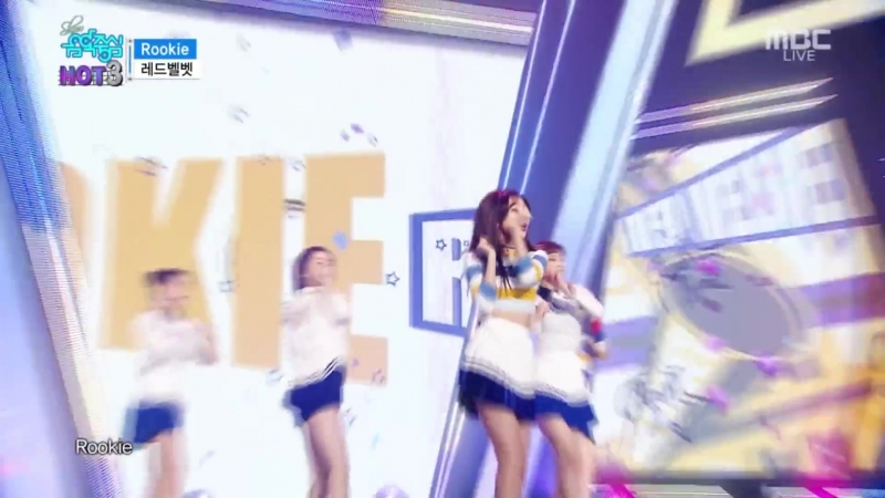 Red Velvet Rookie Stage Mix