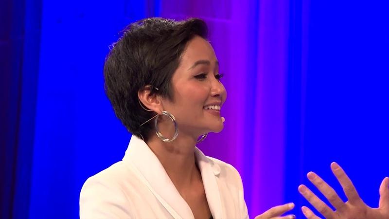 Hoa hậu Hoàn Vũ Việt Nam HHen Nie | Tham gia Game Show VÌ BẠN XỨNG ĐÁNG
