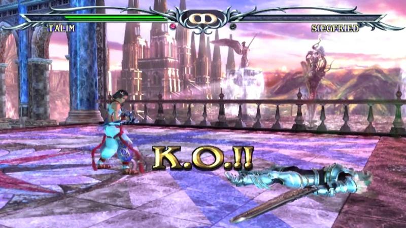 Soul Calibur 3 (PS2) walkthrough - Talim