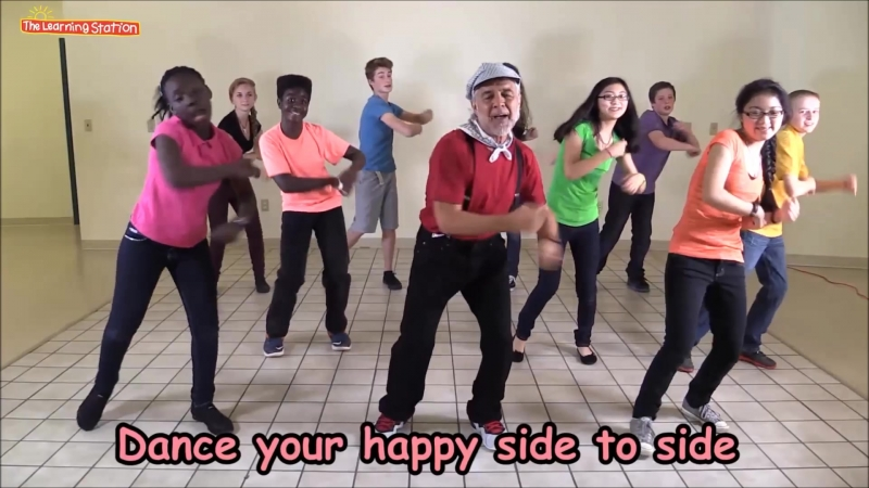 Dance happy break