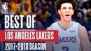Best Of Los Angeles Lakers | 2018 NBA Season