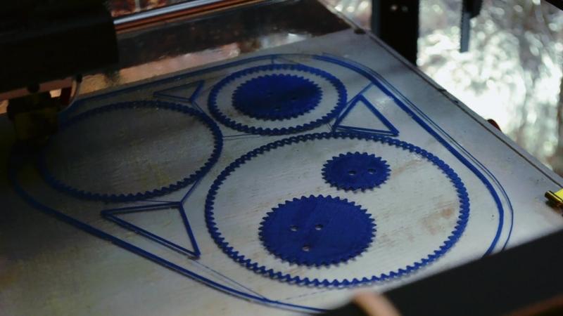 3D-печать: спирограф|Пластмассовый мир победил