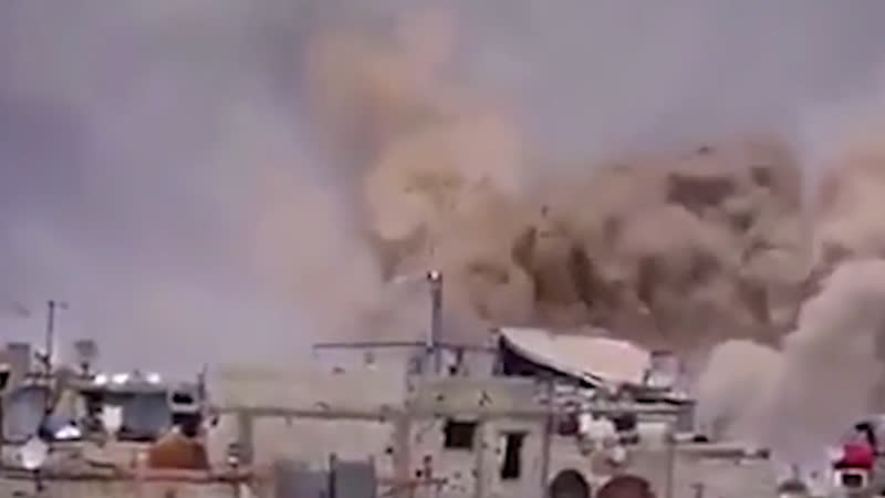 Из-за удара коалиции США в Сирии погибли 70 человек. Мир за неделю. ФАН-ТВ