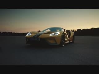 Ford GT - Иногда, производительность - это все, что вам нужно | Автомобиль, машина, тачка, суперкар, авто, форд, спорткар