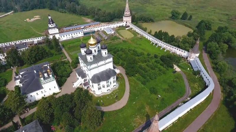 Иосифо Волоцкий монастырь 2016 (Сергей Кувшинов)