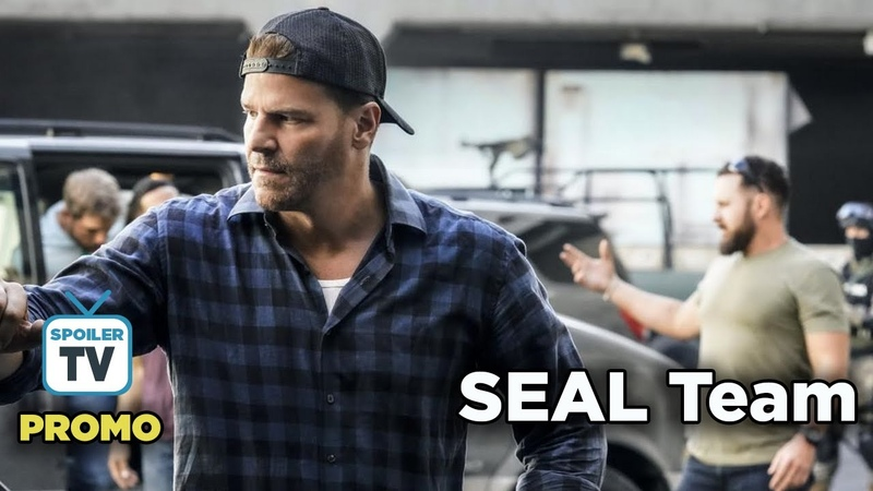 SEAL Team 2x07 Promo Outside the Wire