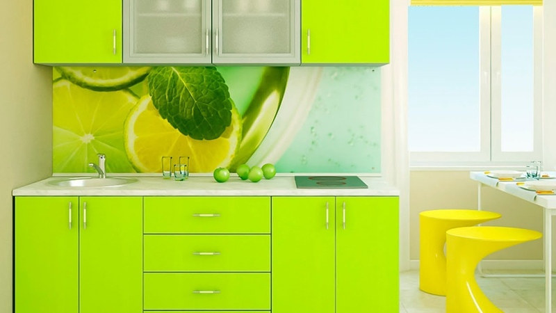 💗 Цвет кухни | Самые подходящие цвета для кухни | Современный дизайн кухни