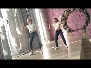 Группа денсхолл хореограф Наталья Андреева