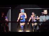 Mary Apache &amp Yoko Bito vs. Team Jungle (Jungle Kyona &amp Natsuko Tora) - Stardom Goddesses Of Stars 2017 - Tag 2