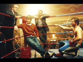 Большой куш - бой Микки - Snatch Brad Pitt as Mickey Fighting -2000 (Oasis - Fuckin' in the Bushes)