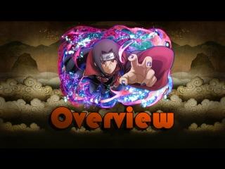 【Naruto Blazing】★6 Itachi (Blazing Festival) - Overview